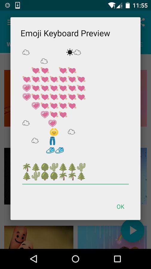 Heart Art Emoji Keyboard App Ranking And Store Data App Annie