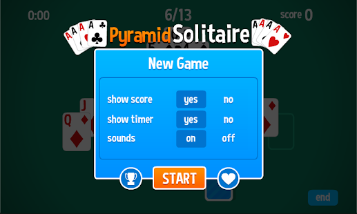 Pyramid Solitaire HD card game App Ranking and Store Data | App Annie