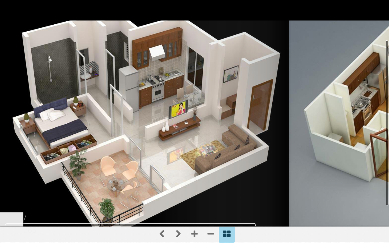 3d home plans classements d 39 appli et donn es de store for Plan 3d online home design free