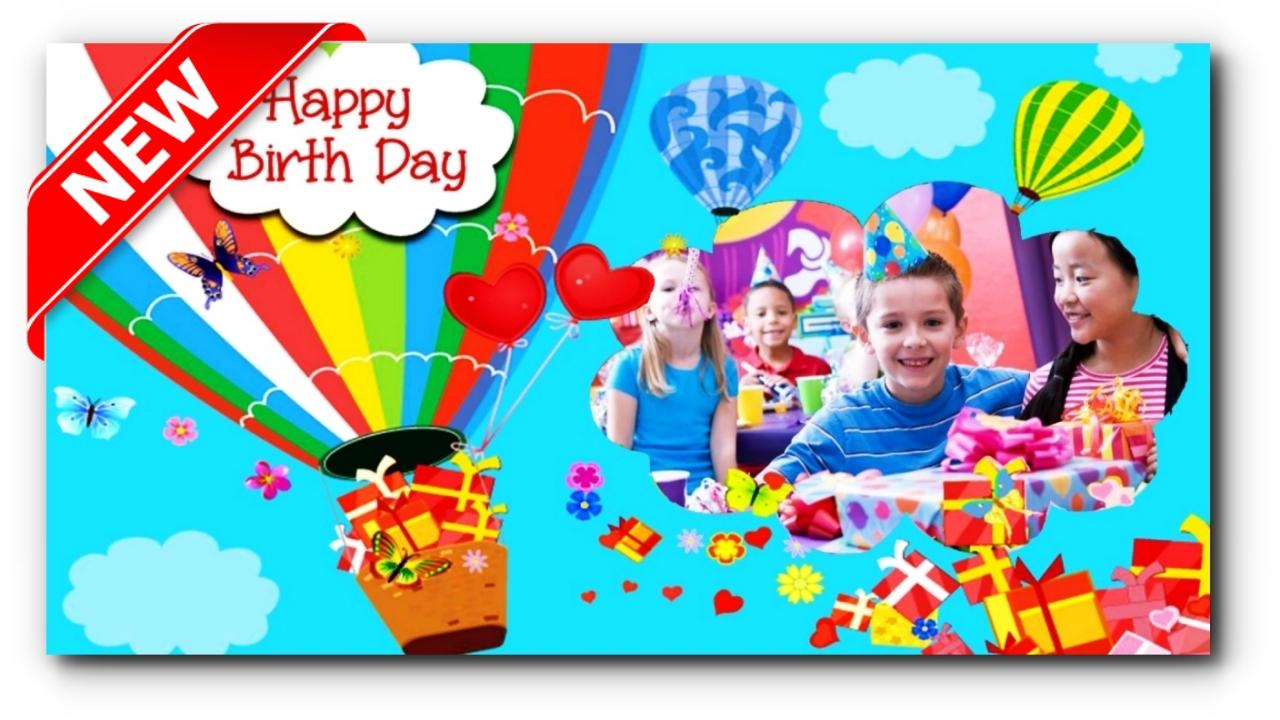 Happy Birthday to you Photo Frames App Ranking and Store Data | App ...