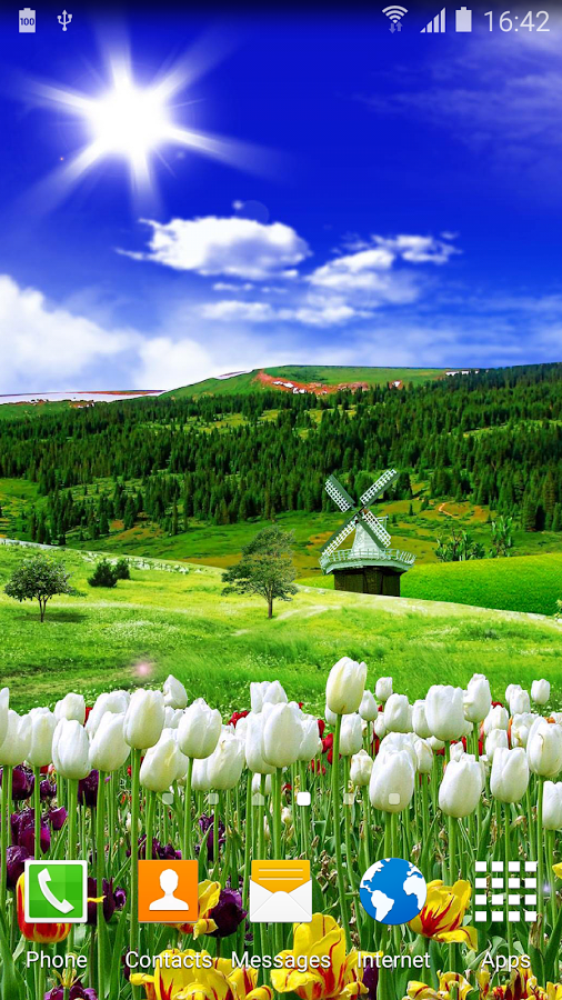 Nature Wallpaper For Android Mobile