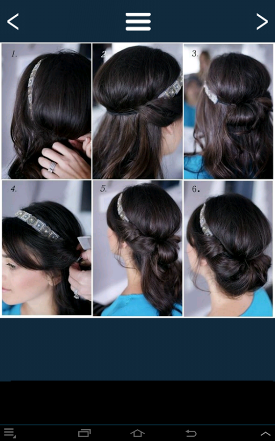 Easy Hairstyles Step By Step App Ranking And Store Data App Annie