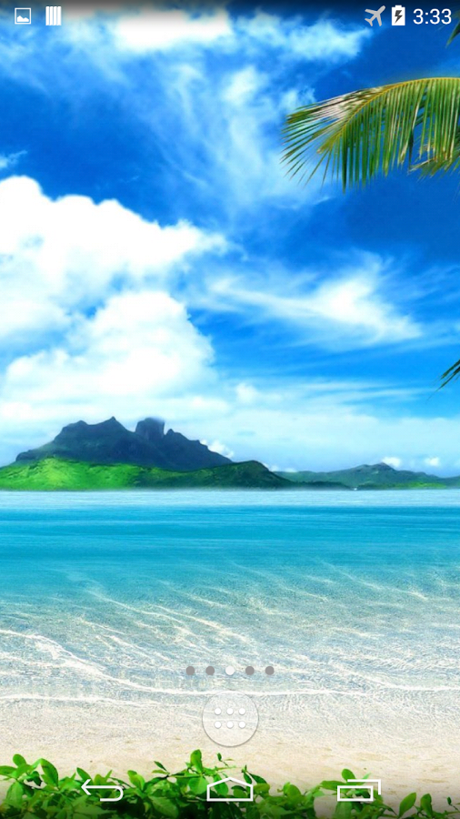App Description Beach 4K Live Wallpaper