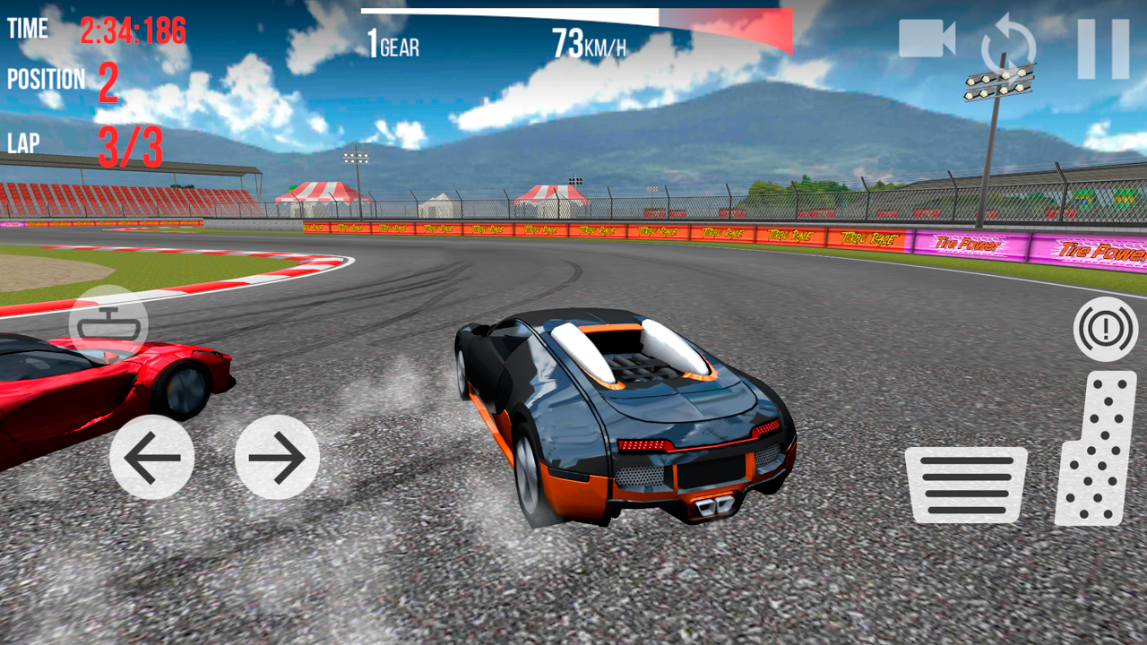street racing games downloads