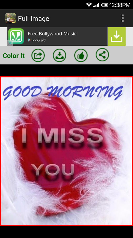 Good morning greetings app ranking and store data app annie app description m4hsunfo