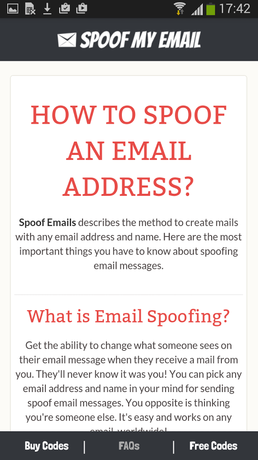 Spoof my Email App Ranking and Store Data | App Annie