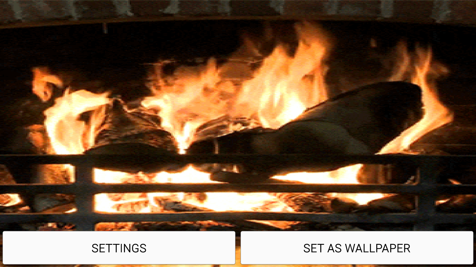 Fireplace Sound Live Wallpaper App Ranking and Store Data