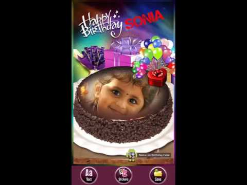 Birthday Date Calculator And Invitation Card Maker Freebirthday Video With Song Name Options Is Coming Soon