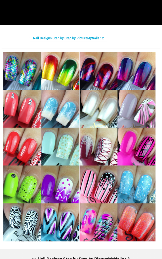 Nail Designs Step by Step App Ranking and Store Data | App Annie