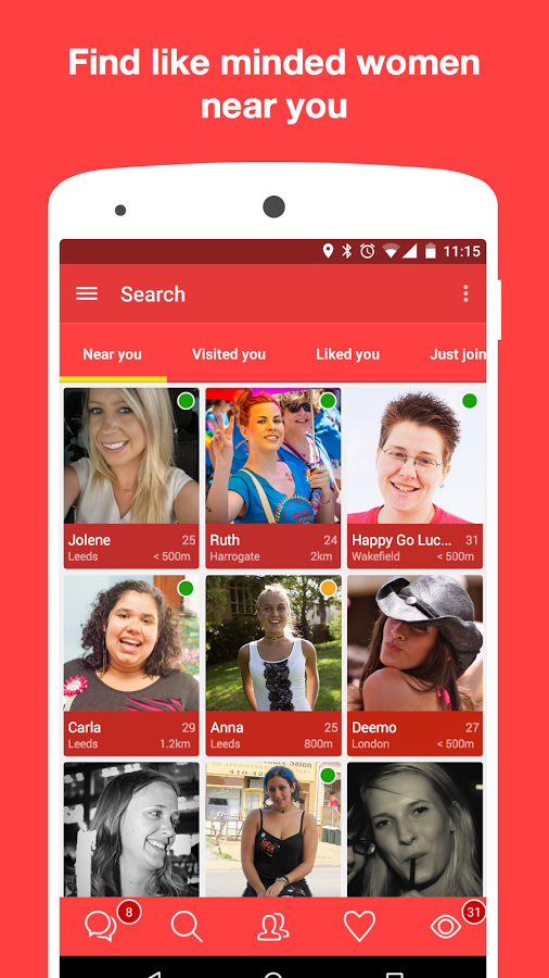 Best lesbian dating apps for android, naked third world