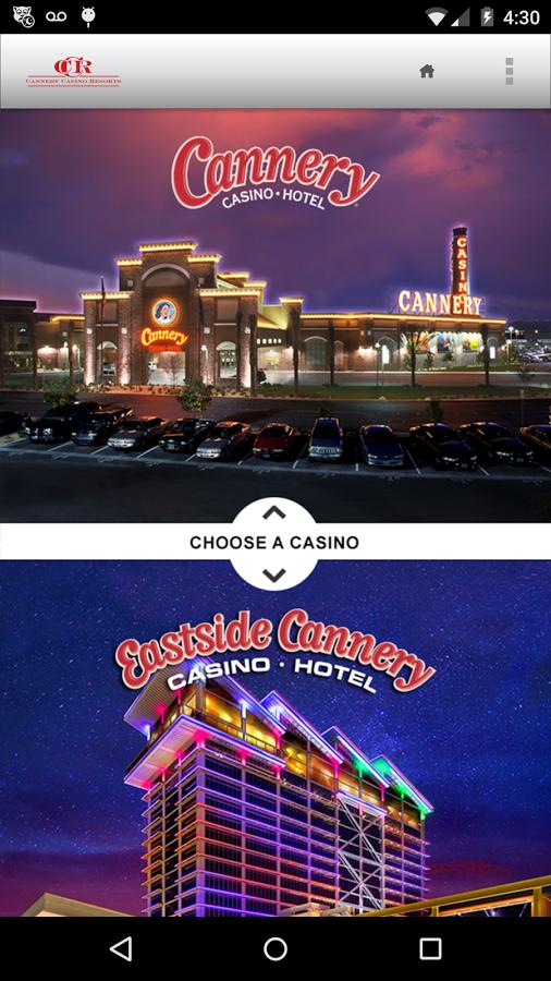 Cannery casinos resorts casino grand hinkley