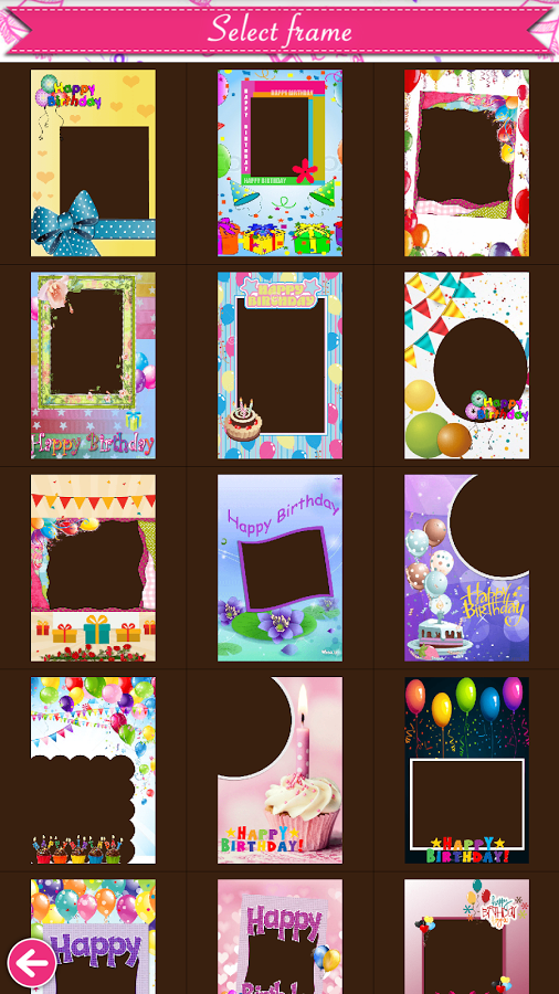 Happy Birthday Frame App Ranking and Store Data | App Annie