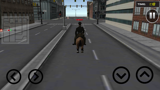 Police Horse Chase: Crime City App Ranking and Store Data