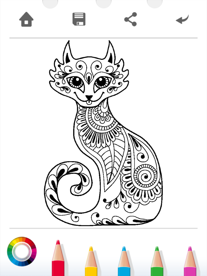 Colorfy Coloring Book Tumi Adult Free App Ranking And Store Data
