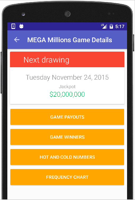 VA Lottery Results App Ranking and Store Data   App Annie