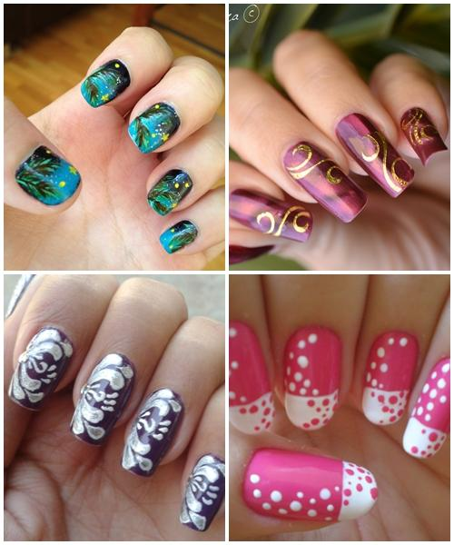 Manicure Design Pinpoint Properties