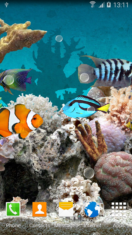 Coral fish 3d live wallpaper app ranking and store data for Online fish store