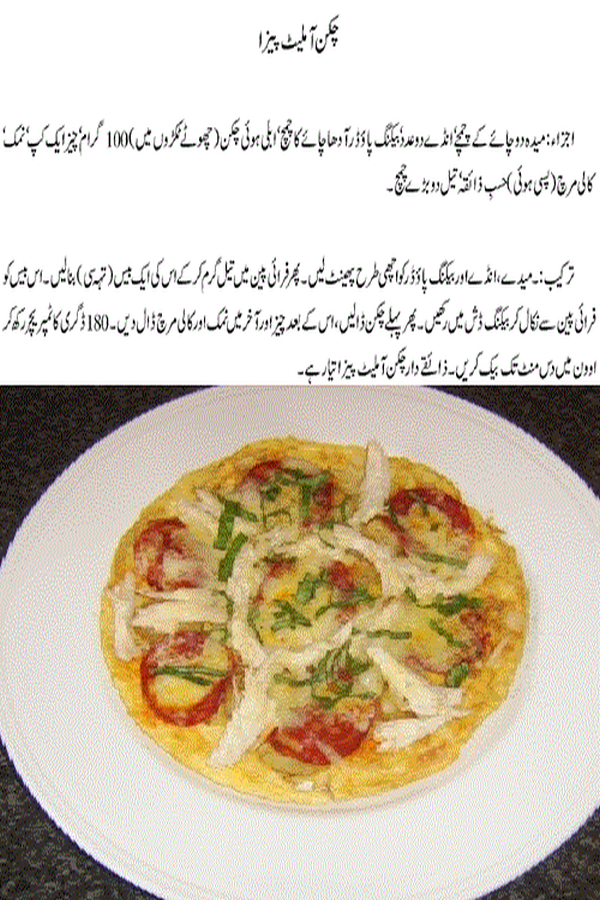 Easy pizza sauce urdu recipe app ranking and store data app annie app description easy and delicious urdu recipes forumfinder Image collections