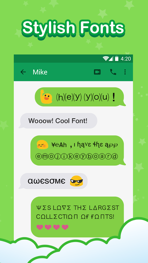 Stylish Fonts For Android Mobile Free Download - gurusseven