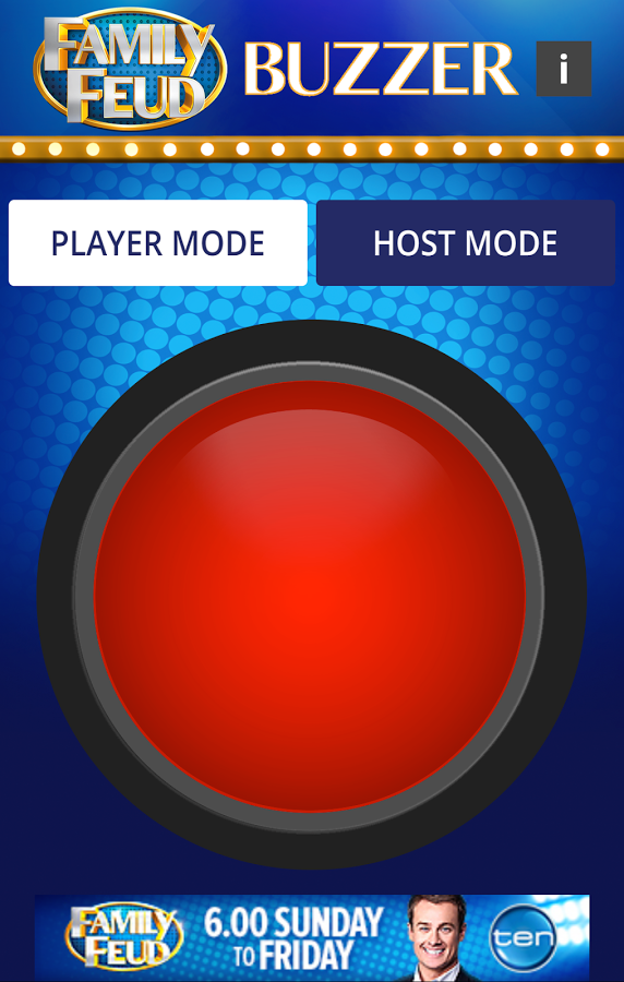 Family Feud Buzzer (free) App Ranking and Store Data | App Annie