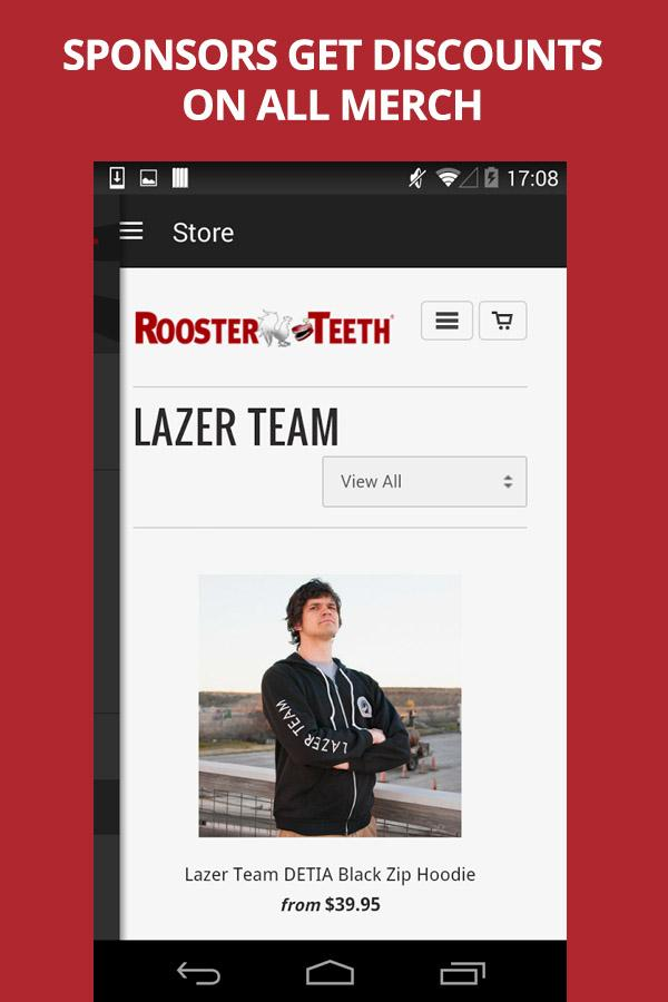 rooster teeth app ranking and store data app annie