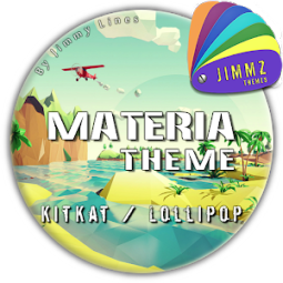 Jimmz EXperiaz Theme - Materia App Ranking and Store Data | App Annie