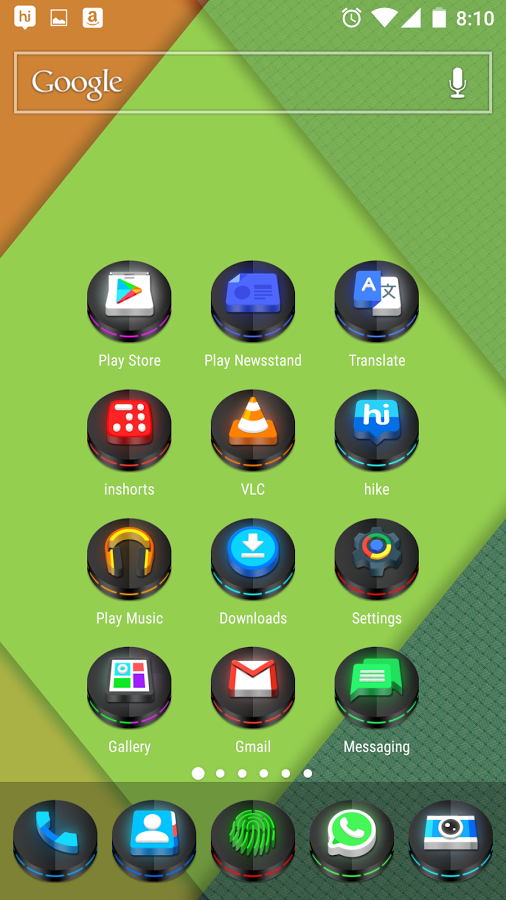 real 3d icon pack apk