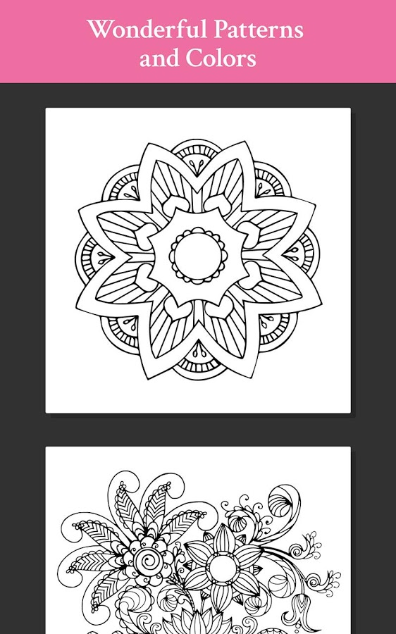 Check Out App Labs Other Adult Coloring Books For More Fun
