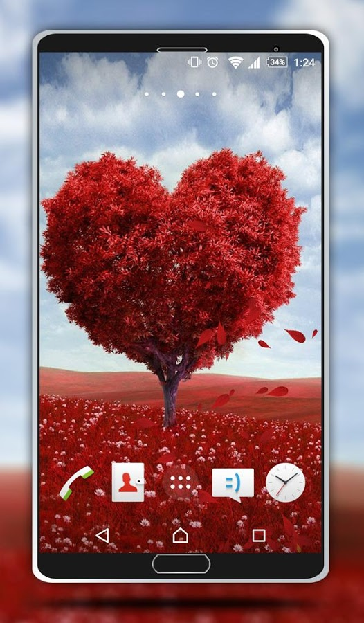 Tree Love Wallpaper App Ranking And Store Data App Annie