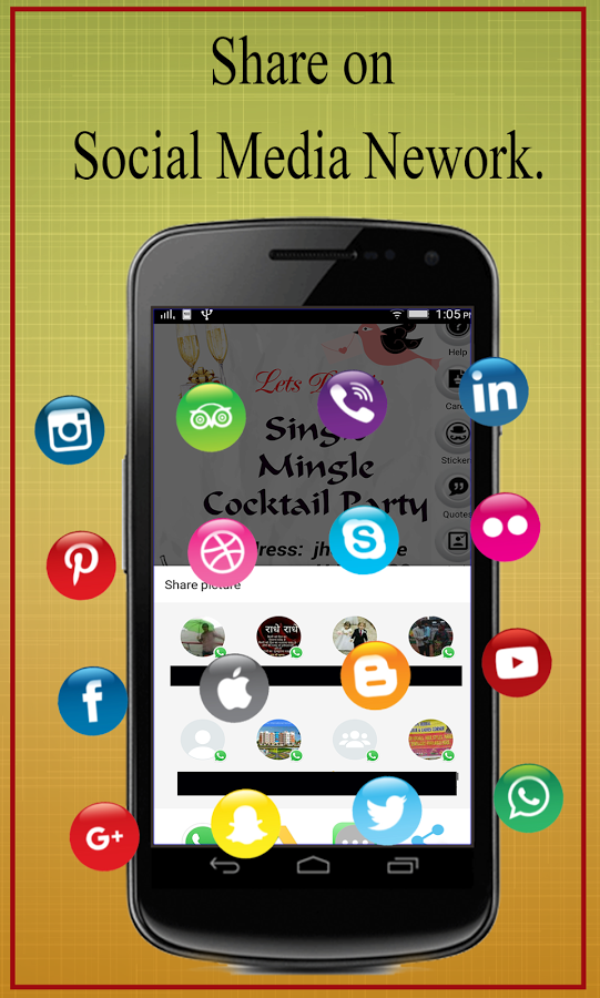 Party Invitation Card Maker App Ranking and Store Data – Party Invitation App