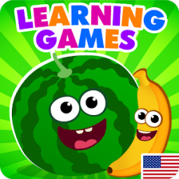 FunnyFood Kindergarten learning games for toddlers App Ranking