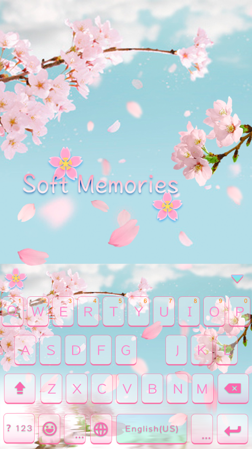 Soft Memories Keyboard Theme App Ranking and Store Data