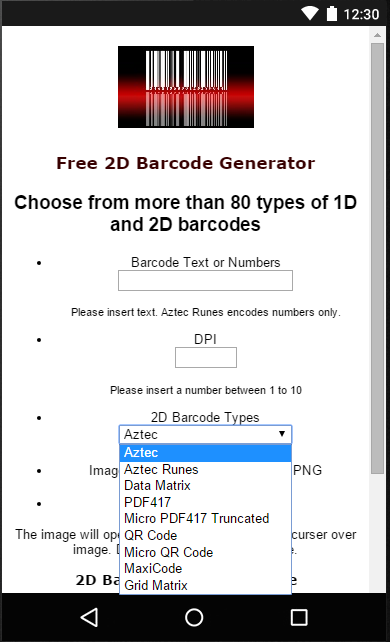 Barcode-Generator App Ranking and Store Data | App Annie