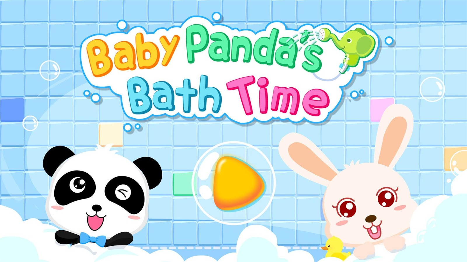 Baby Panda\'s Bath Time App Ranking and Store Data | App Annie