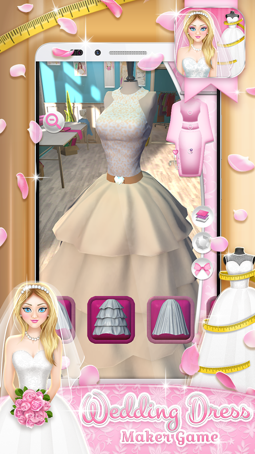 Wedding Dress Maker Game App Ranking and Store Data | App Annie