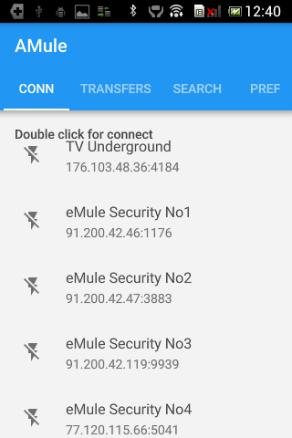 Mule for Android App Ranking and Store Data   App Annie