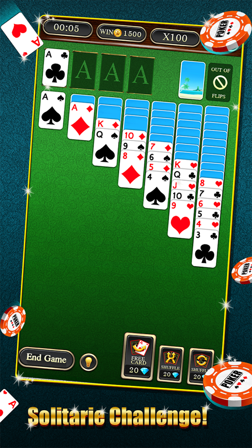 Vegas Solitaire Patience App Ranking And Store Data App Annie