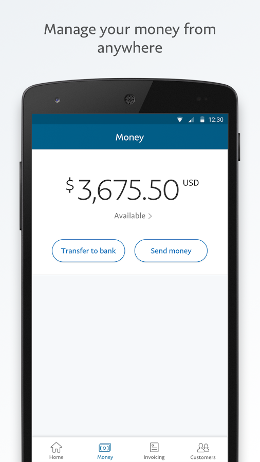 PayPal Business Send Invoices App Ranking And Store Data App Annie - How to send invoice on paypal mobile