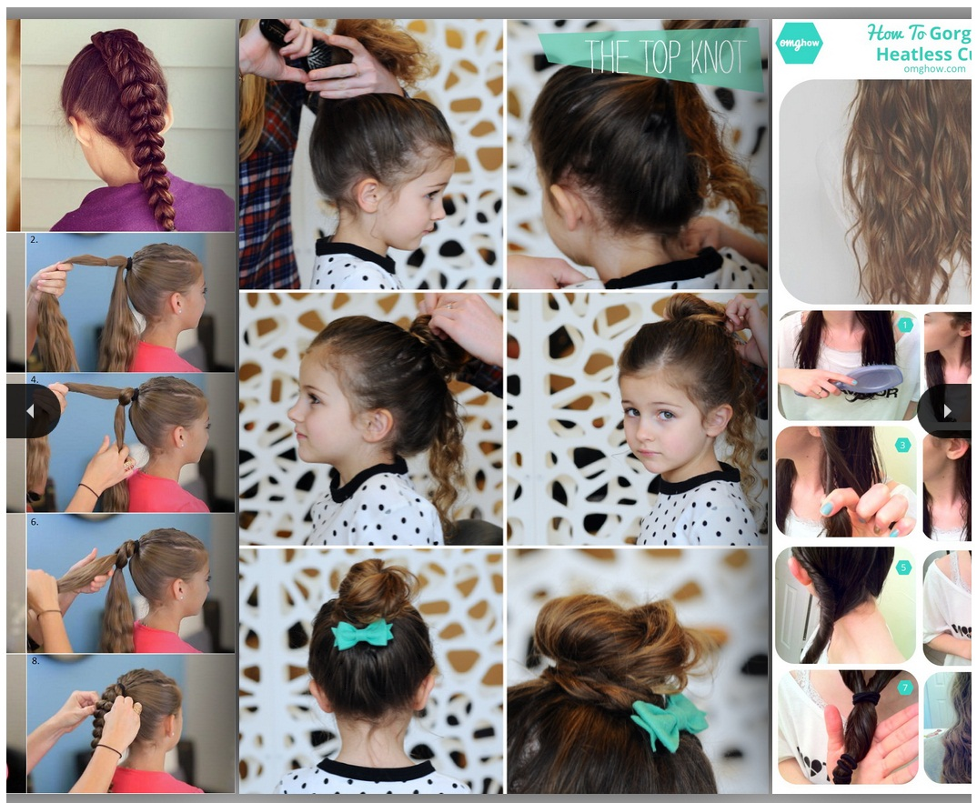 Easy Little Girl Hairstyles App Ranking And Store Data App Annie