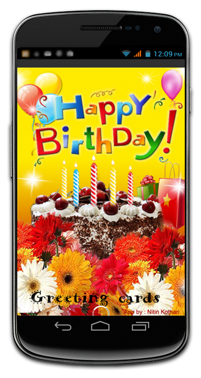 Imgenes De Free Birthday Cards For Mobile Phone