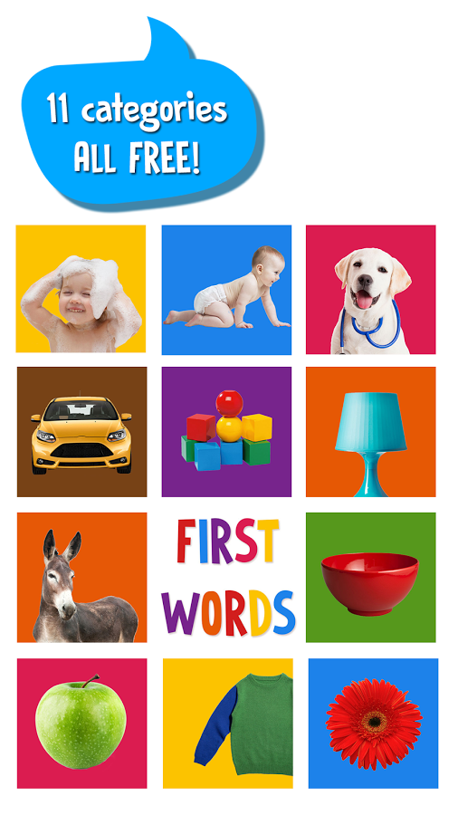 First Words for Baby App Ranking and Store Data | App Annie