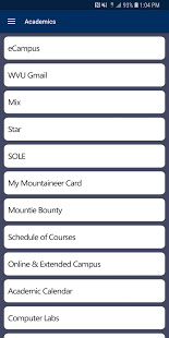 My Mountaineer Card >> Mywvu App Ranking And Store Data App Annie