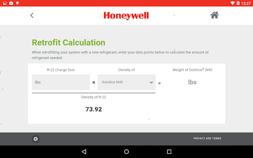Refrigerant Selection Tool App Ranking and Store Data | App