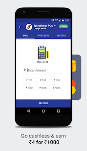 Spice Money Merchant - Aadhaar ATM, Money Transfer App