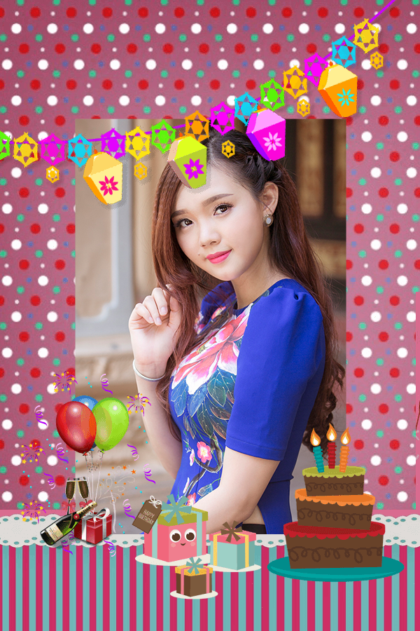 Happy Birthday Card Maker App Ranking And Store Data