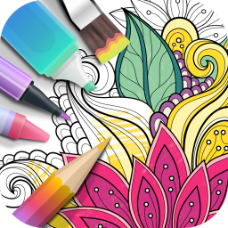 Garden Coloring Book App Ranking And Store Data