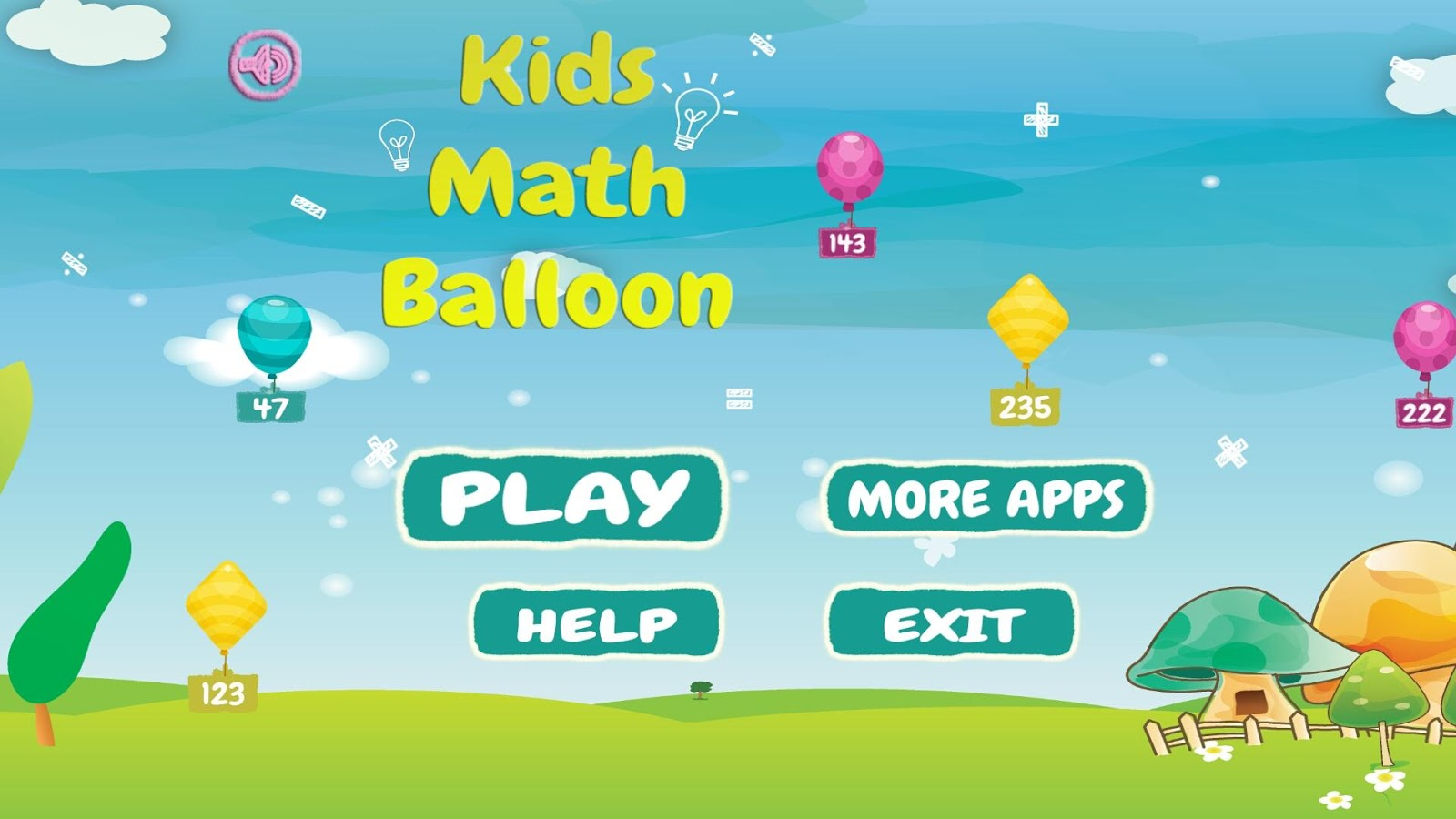 Math Balloon Games for Kids App Ranking and Store Data | App Annie