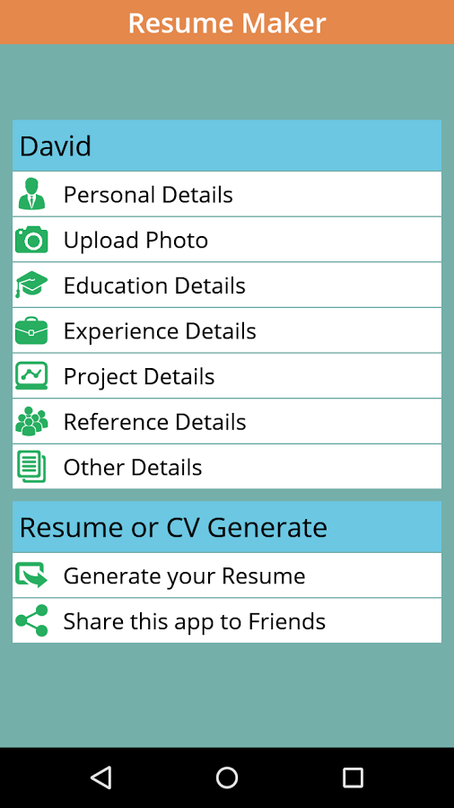 instant resume cv maker free app ranking and store data app annie
