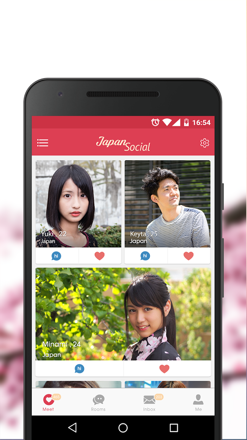 Dating apps japan 2019