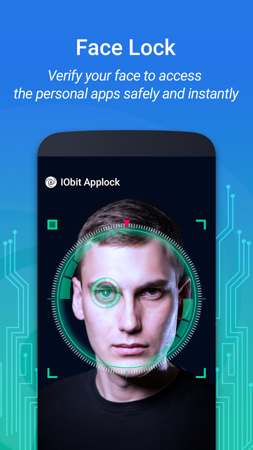 Face lock screen for android apk download.